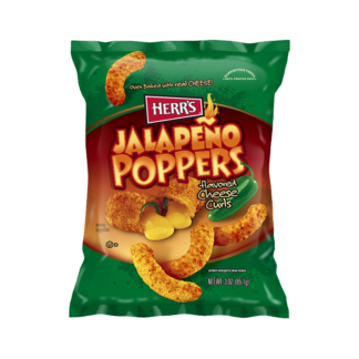 Jalapeno Poppers Curls