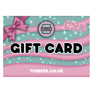 Tubbees Gift Card - £20