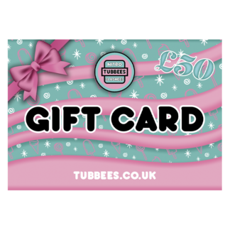 Tubbees Gift Card - £50