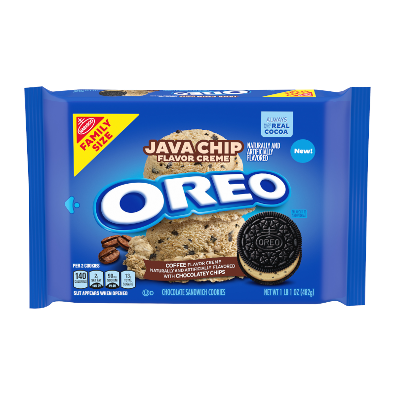 Oreo Java Chip Cookie